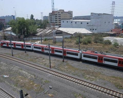 Tren Suburbano