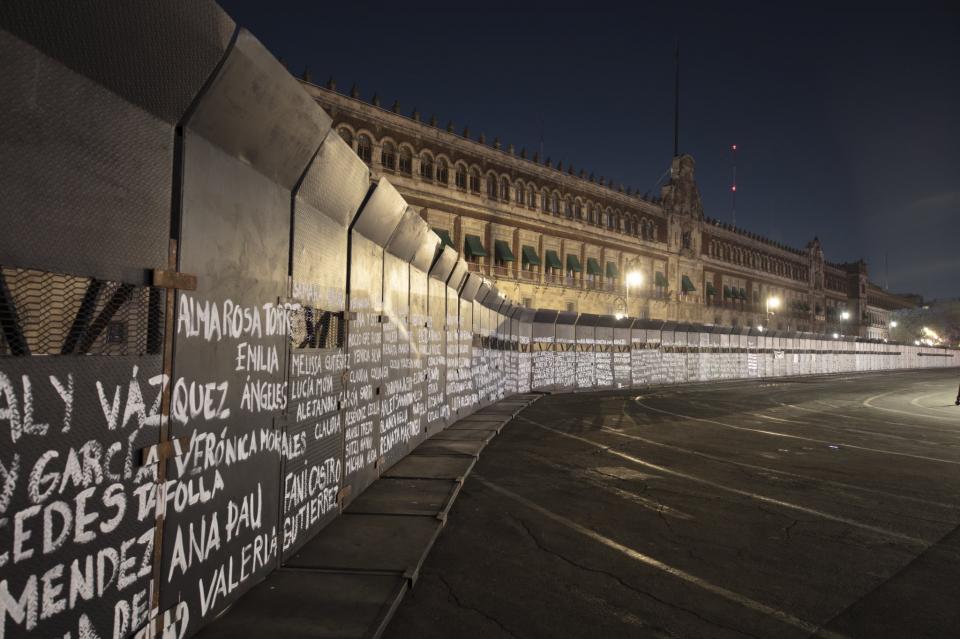 muro de la paz