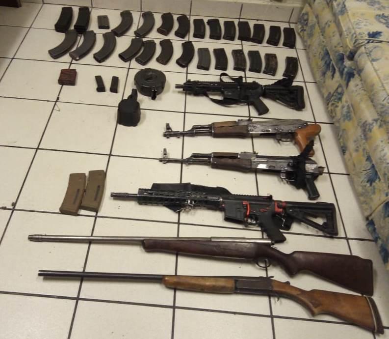 armas demanda